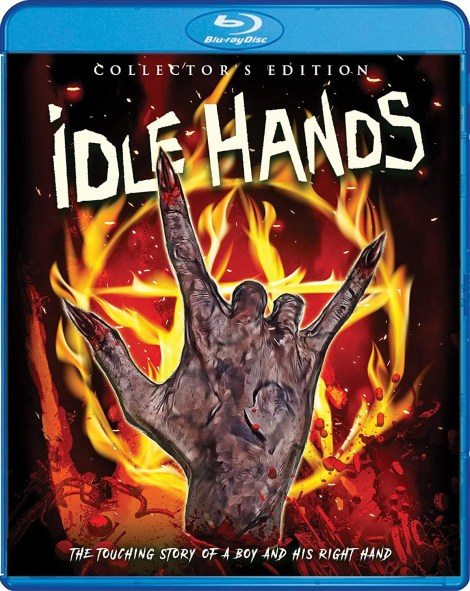 'Idle Hands: Collector's Edition' Full Details Revealed; Arrives On Blu-ray May 12, 2020 From Scream Factory 2