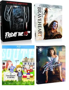 Paramount Home Entertainment Updates: 'Flashdance', 'South Park: Season 23'; New Release Dates For 'Friday The 13th' Steelbook & More 1