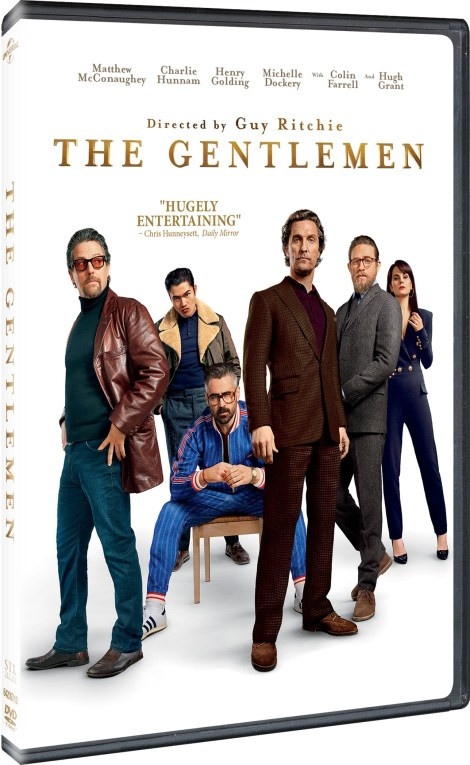 Guy Ritchie's 'The Gentlemen'; Arrives On 4K Ultra HD, Blu-ray & DVD April 21, 2020 From Universal 7