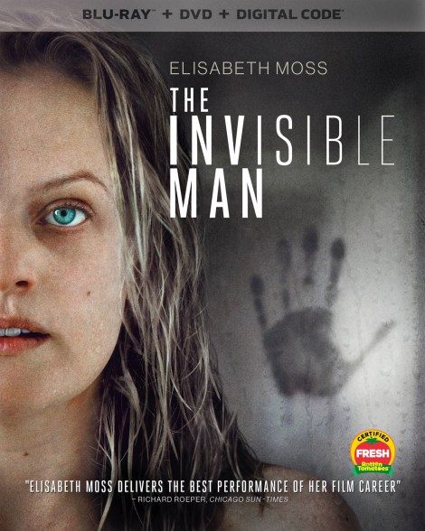 The Invisible Man; Arrives On 4K Ultra HD, Blu-ray & DVD May 26, 2020 From Universal 5