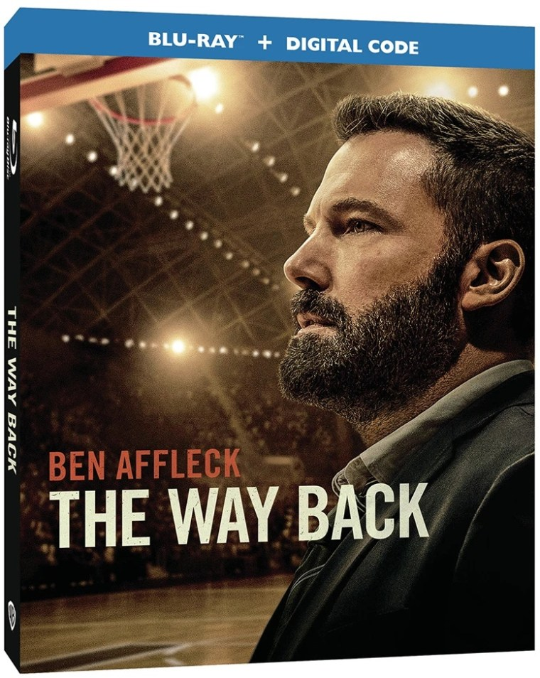 The Way Back; Arrives On Blu-ray & DVD May 19, 2020 From Warner Bros 8