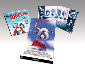 Airplane!; The Comedy Classic Joins The Paramount Presents Blu-ray Line On July 21, 2020 From Paramount 1