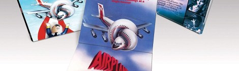 Paramount Presents: 'Airplane' Blu ray Review image