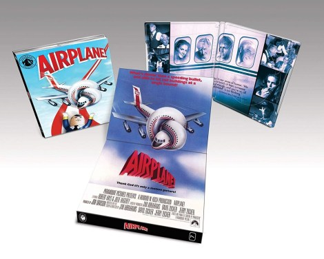 Airplane!; The Comedy Classic Joins The Paramount Presents Blu-ray Line On July 21, 2020 From Paramount 4