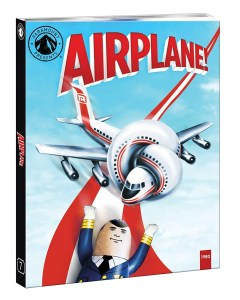 [Blu-Ray Review] Airplane! (1980) (Paramount Presents); Now Available From Paramount 1