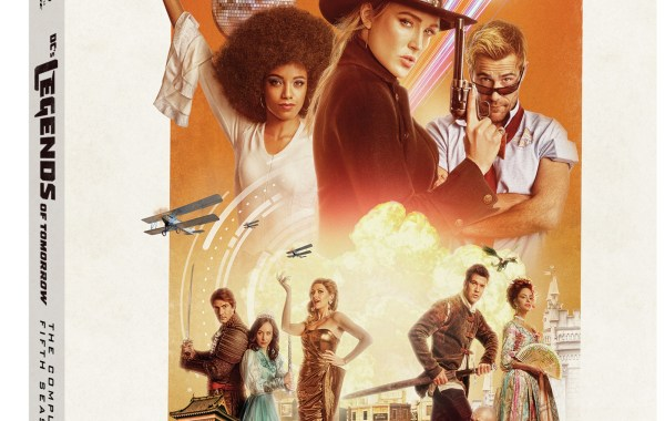 DC's Legends Of Tomorrow: The Complete Fifth Season; Arrives On Blu-ray & DVD September 22, 2020 From DC & Warner Bros 7