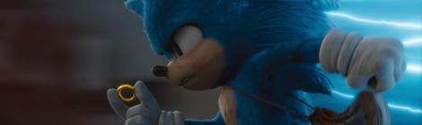 Sonic The Hedgehog Blu ray Review image