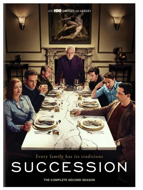 Succession: The Complete Second Season; Arrives On DVD September 15, 2020 From HBO & Warner Bros 2