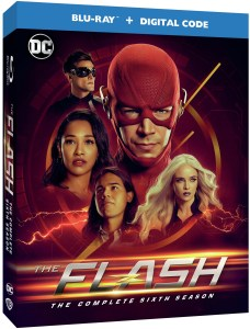 The Flash: The Complete Sixth Season; Arrives On Blu-ray & DVD August 25, 2020 From DC & Warner Bros 1