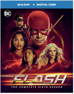 [Blu-Ray Review] The Flash: The Complete Sixth Season; Available On Blu-ray & DVD August 25, 2020 From DC - Warner Bros 1