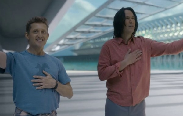 Bill & Ted Face The Music; The Most Excellent First Trailer & Poster For The Sequel Are Here! 6