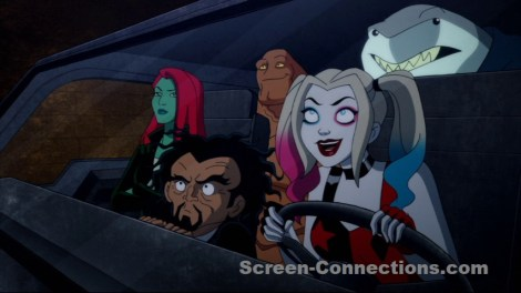 [DVD Review] Harley Quinn: The Complete First Season; Now Available On DVD From DC & Warner Bros 7