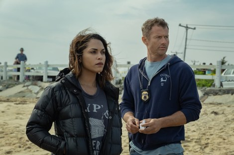 'Hightown' Renewed For Season 2 On Starz image