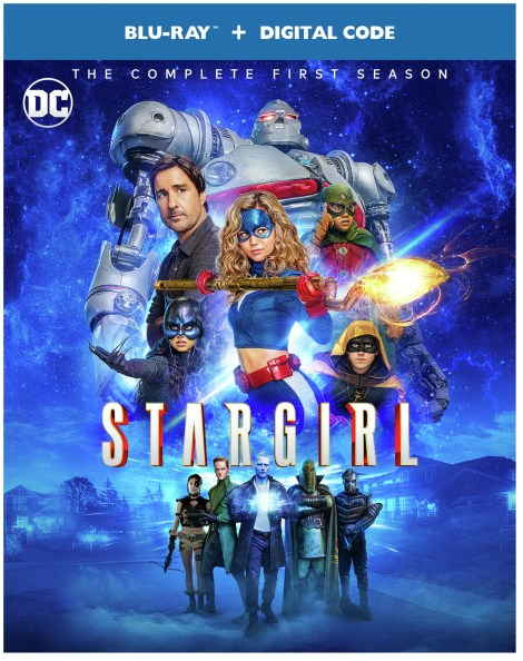 DC's Stargirl: The Complete First Season; Arrives On Blu-ray & DVD September 29, 2020 From DC & Warner Bros 3