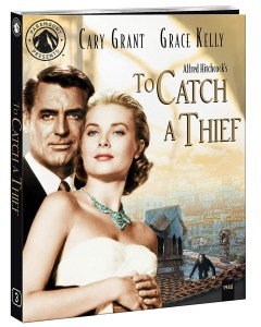 [Blu-Ray Review] To Catch A Thief (1955) (Paramount Presents); Now Available From Paramount 1