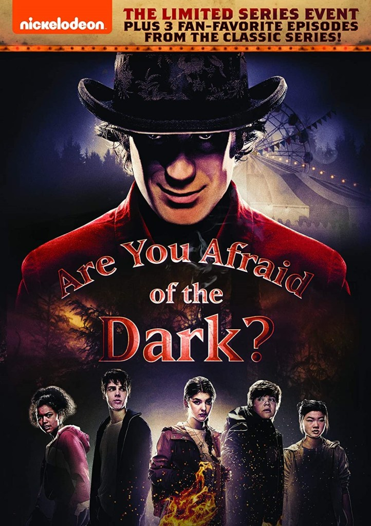 Are You Afraid Of The Dark? (2019); The Limited Event Series Arrives On DVD August 11, 2020 From Nickelodeon & Paramount 8