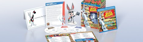 Bugs Bunny 80th Anniversary Collection Blu ray Gift Set Release Date, Details and Artwork image