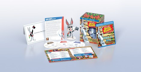 =NEW RELEASE DATE= Bugs Bunny 80th Anniversary Collection; Collector's Blu-ray Gift Set Now Arrives December 1, 2020 From Warner Bros 1