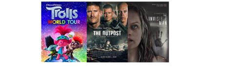 DEG Watched At Home Top 20 List For 07/16/20: Trolls World Tour, The Outpost 14