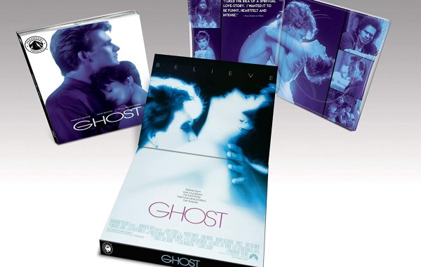 'Ghost' Paramount Presents Blu ray Review image