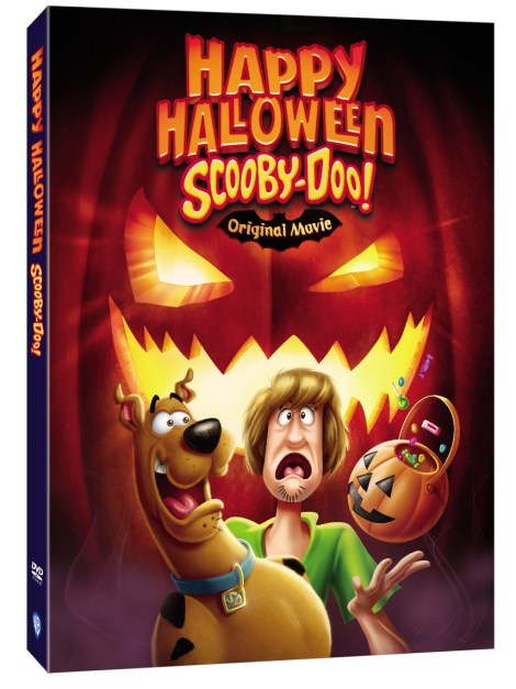 When Is Halloween 2020 Out On Dvd Happy Halloween, Scooby Doo!; The New Animated Movie Arrives On