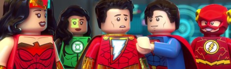 LEGO DC Shazam Magic and Monsters Blu ray Review