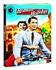 [Blu-Ray Review] 'Roman Holiday' (1953) (Paramount Presents); Available September 15, 2020 From Paramount 1