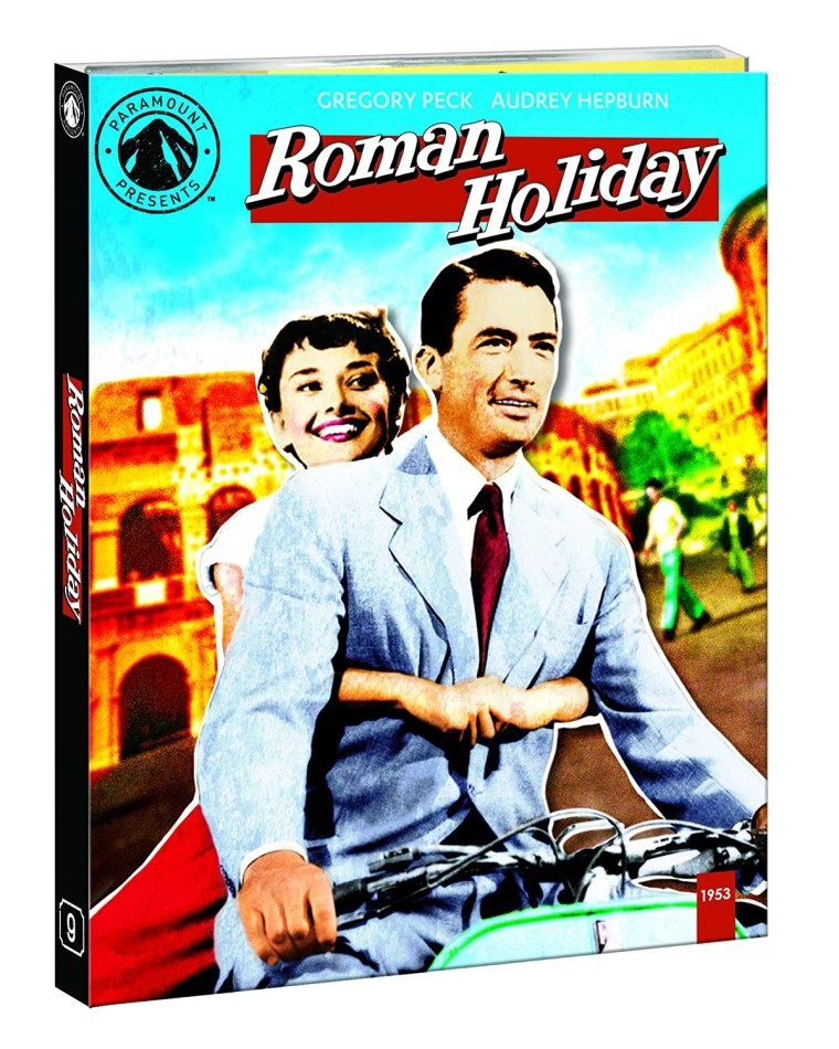 Roman Holiday; The Beloved Classic Arrives On Blu-ray For The First Time As Part Of The Paramount Presents Line September 15, 2020 From Paramount 8