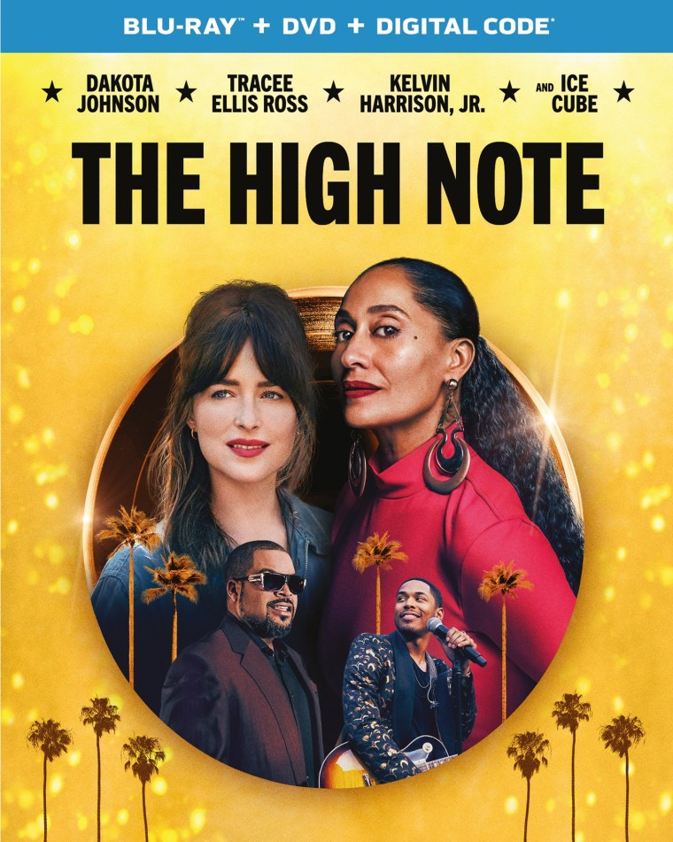 The High Note; Arrives On Blu-ray & DVD August 11, 2020 From Universal 9