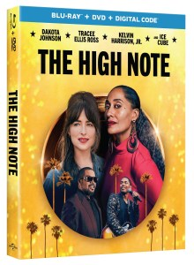 The High Note Blu ray, DVD Release Date, Details and Artwork image