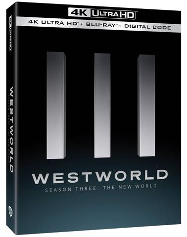 Westworld Season Three: The New World; Arrives On 4K Ultra HD, Blu-ray & DVD November 17, 2020 From HBO - Warner Bros 2