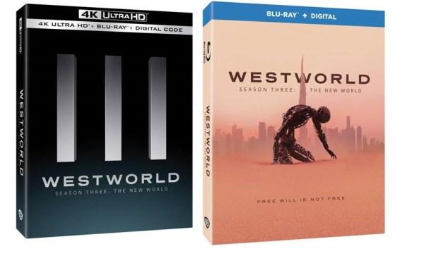 Westworld Season Three: The New World; Arrives On 4K Ultra HD, Blu-ray & DVD November 17, 2020 From HBO - Warner Bros 2