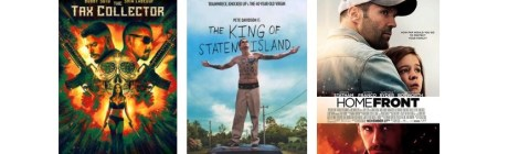 DEG Watched At Home Top 20 List For 08/20/20: The King Of Staten Island, The Tax Collector 17