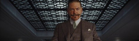 'Death On The Nile'; Kenneth Branagh Returns As Hercule Poirot In The First Trailer & Poster For The Mystery 35