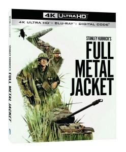 Full Metal Jacket; Stanley Kubrick's Vietnam War Classic Arrives On 4K Ultra HD September 22, 2020 From Warner Bros 1
