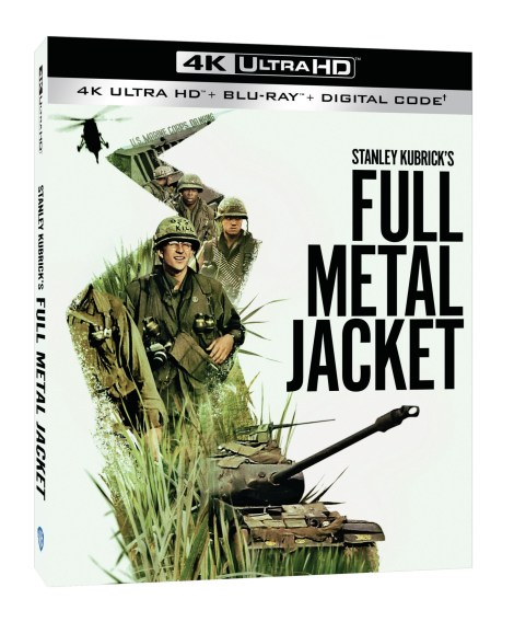 Full Metal Jacket; Stanley Kubrick's Vietnam War Classic Arrives On 4K Ultra HD September 22, 2020 From Warner Bros 2