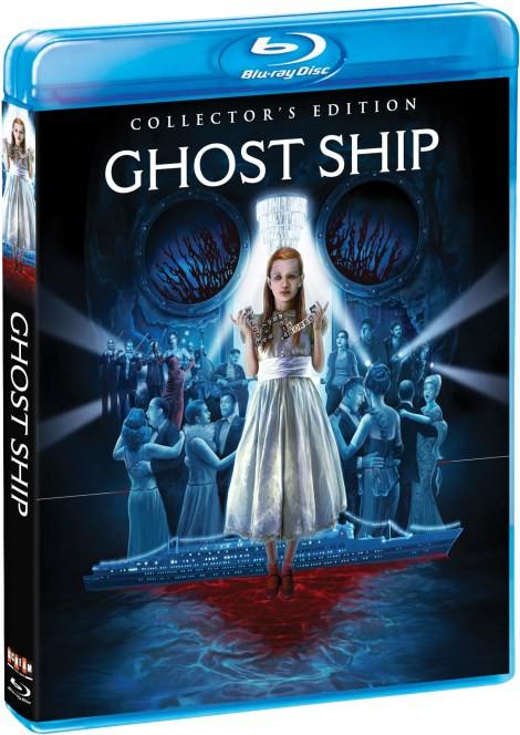 'Ghost Ship' Collector's Edition; Full Details Revealed For The New Blu-ray Arriving On September 29, 2020 From Scream Factory 3