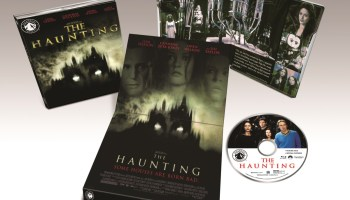 paramount presents the haunting