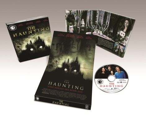 The Haunting; Arrives On Blu-ray Newly Remastered As Part Of The Paramount Presents Line October 20, 2020 From Paramount 1
