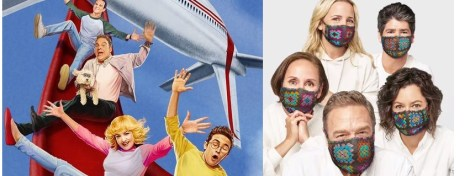 ABC Reveals October 2020 Premiere Dates & Social Promos/Artwork For 'The Goldbergs', 'The Conners', 'Black-ish' & 'American Housewife' 1