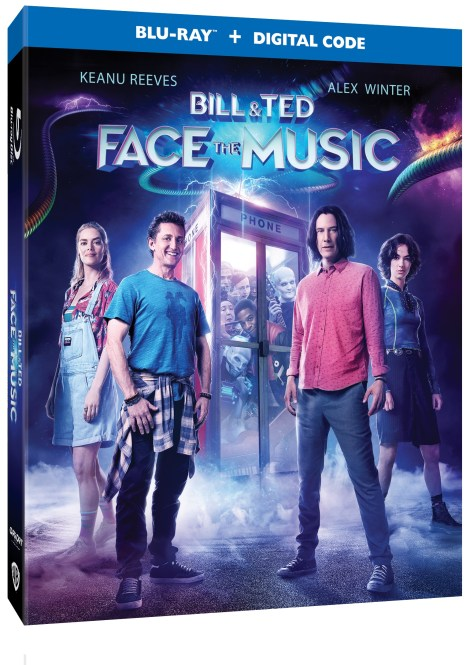 'Bill & Ted Face The Music'; Arrives On Blu-ray & DVD November 10, 2020 From Orion - Warner Bros 2