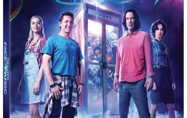 bill and ted face the music blu ray