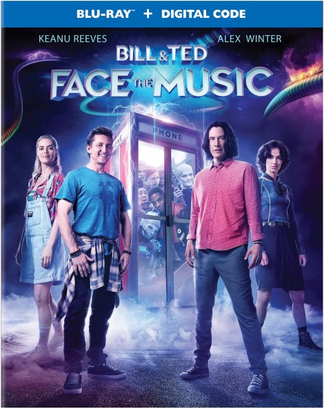 'Bill & Ted Face The Music'; Arrives On Blu-ray & DVD November 10, 2020 From Orion - Warner Bros 3