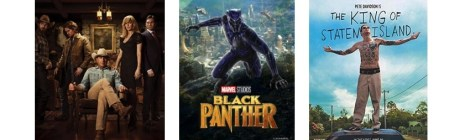 DEG Watched At Home Top 20 List For 09/03/20: Black Panther, Yellowstone 8
