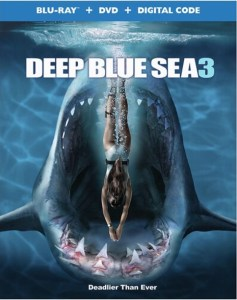 [Blu-Ray Review] 'Deep Blue Sea 3'; Now Available On Blu-ray, DVD & Digital From Warner Bros 1
