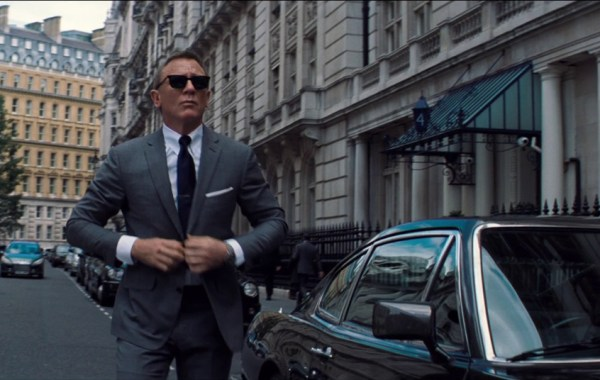 'No Time To Die'; The New Trailer & Poster For The Latest Bond Film Have Arrived 4