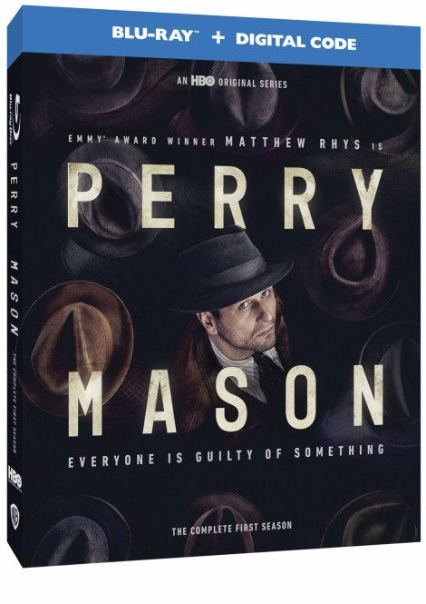 'Perry Mason: The Complete First Season'; Arrives On Blu-ray & DVD December 1, 2020 From HBO - Warner Bros 9