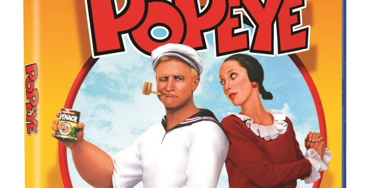 'Popeye' 40th Anniversary Edition; Arrives On Blu-ray For The First Time December 1, 2020 From Paramount 6