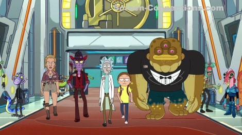 [Blu-Ray Review] 'Rick And Morty: Season 4'; Available On Blu-ray & DVD September 22, 2020 From Warner Bros 4