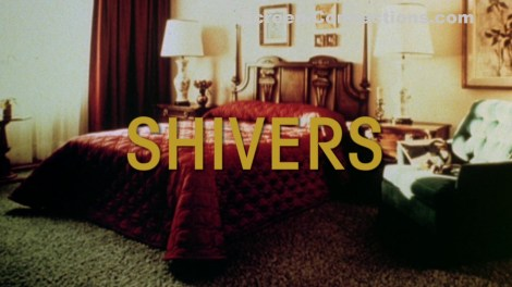 shivers vestron blu ray review